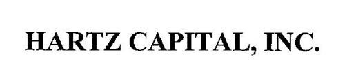 HARTZ CAPITAL, INC.