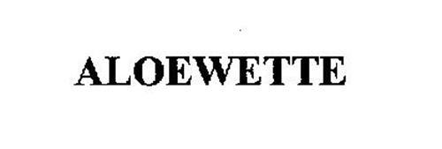 ALOEWETTE