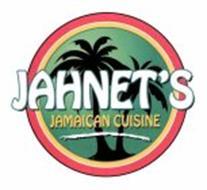 JAHNET'S JAMAICAN CUISINE