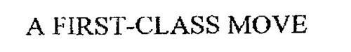 A FIRST-CLASS MOVE