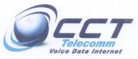 CCT TELECOMM VOICE DATA INTERNET