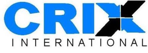 CRIX INTERNATIONAL