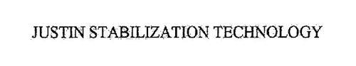 JUSTIN STABILIZATION TECHNOLOGY
