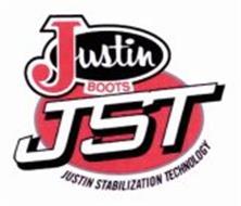 JUSTIN BOOTS JST JUSTIN STABILIZATION TECHNOLOGY