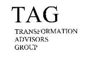 TAG TRANSFORMATION ADVISORS GROUP