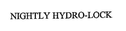 NIGHTLY HYDRO-LOCK