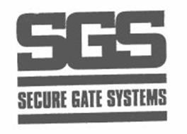 SGS SECURE GATE SYSTEMS