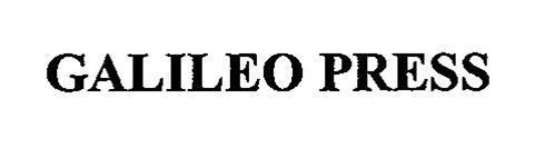 GALILEO PRESS