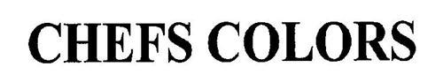 CHEFS COLORS