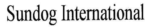 SUNDOG INTERNATIONAL