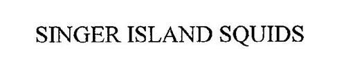 SINGER ISLAND SQUIDS