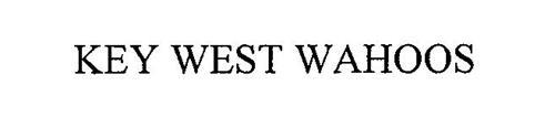 KEY WEST WAHOOS
