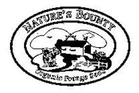 NATURE'S BOUNTY ORGANIC FORAGE SEED