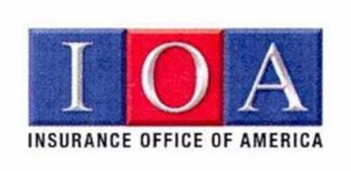 IOA INSURANCE OFFICE OF AMERICA