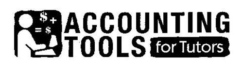 ACCOUNTING TOOLS FOR TUTORS