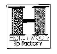 H HOLLYWOOD LIP FACTORY