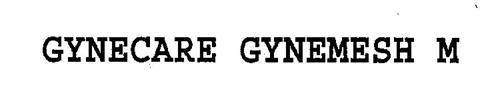 GYNECARE GYNEMESH M