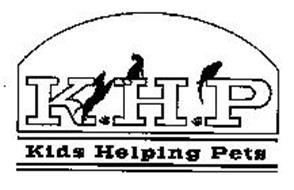 K.H.P KIDS HELPING PETS