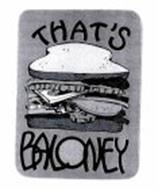 THAT'S BALONEY
