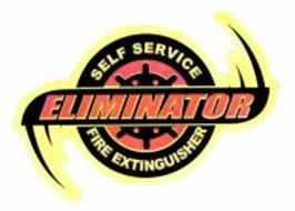 ELIMINATOR SELF SERVICE FIRE EXTINGUISHER