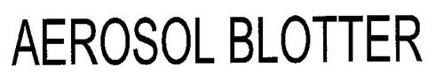 AEROSOL BLOTTER