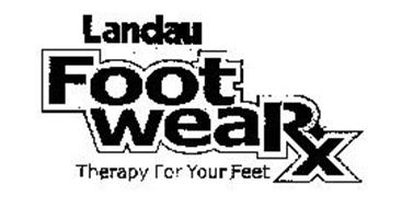 LANDAU FOOT WEARX THERAPY FOR YOUR FEET