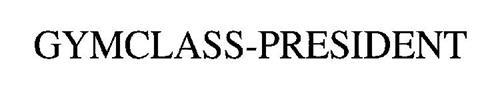 GYMCLASS-PRESIDENT