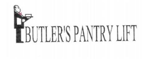 BUTLER'S PANTRY LIFT