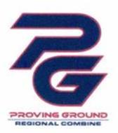 PG PROVING GROUND REGIONAL COMBINE