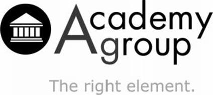 ACADEMY GROUP THE RIGHT ELEMENT.