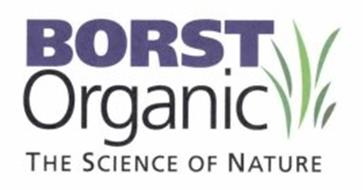 BORST ORGANIC THE SCIENCE OF NATURE
