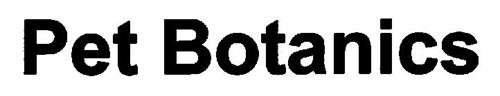 PET BOTANICS