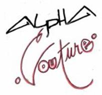 ALPHA COUTURE
