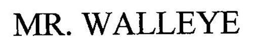 MR. WALLEYE