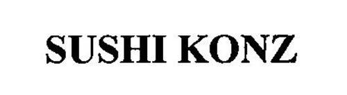 SUSHI KONZ