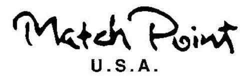 MATCH POINT U.S.A.