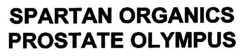 SPARTAN ORGANICS PROSTATE OLYMPUS