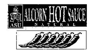 ALCORN HOT SAUCE NATURAL ASU