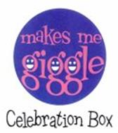 CELEBRATION BOX MAKES ME GIGGLE