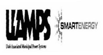 UAMPS UTAH ASSOCIATED MUNICIPAL POWER SYSTEMS SMARTENERGY