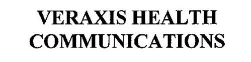 VERAXIS HEALTH COMMUNICATIONS