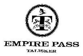 EMPIRE PASS TALISKER T TALISKER