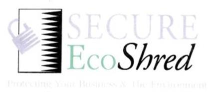 SECURE ECOSHRED PROTECTING YOUR BUSINESS & THE ENVIRONMENT