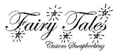 FAIRY TALES CUSTOM SCRAPBOOKING