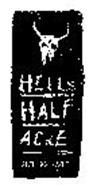 HELL'S HALF ACRE AN.AZ.BAR