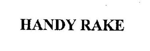 HANDY RAKE