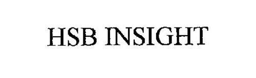 HSB INSIGHT