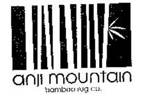 ANJI MOUNTAIN BAMBOO RUG CO.
