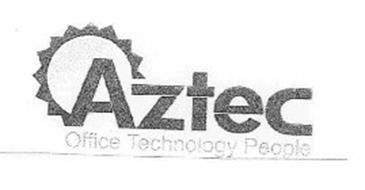 AZTEC OFFICE TECHNOLOGY PEOPLE