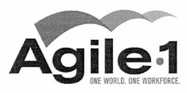 AGILE·1 ONE WORLD. ONE WORKFORCE.